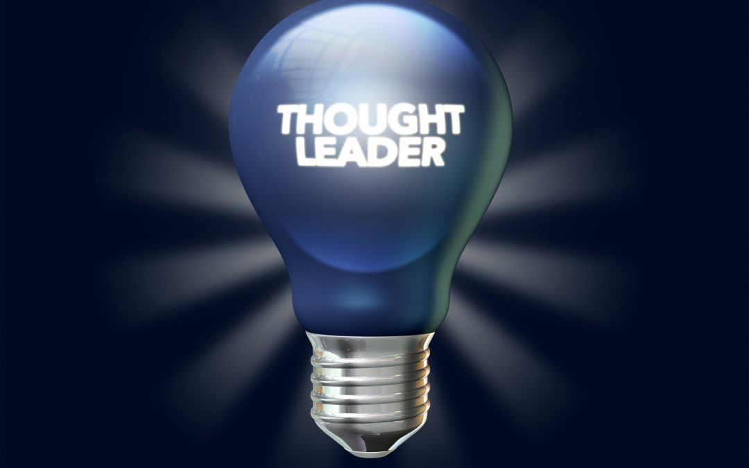 Thought Leadership: An Emerging Market in PR