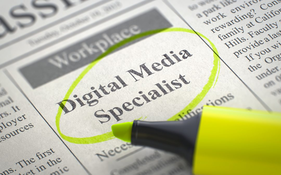 Firms Turn To Digital Media Specialists In 2018