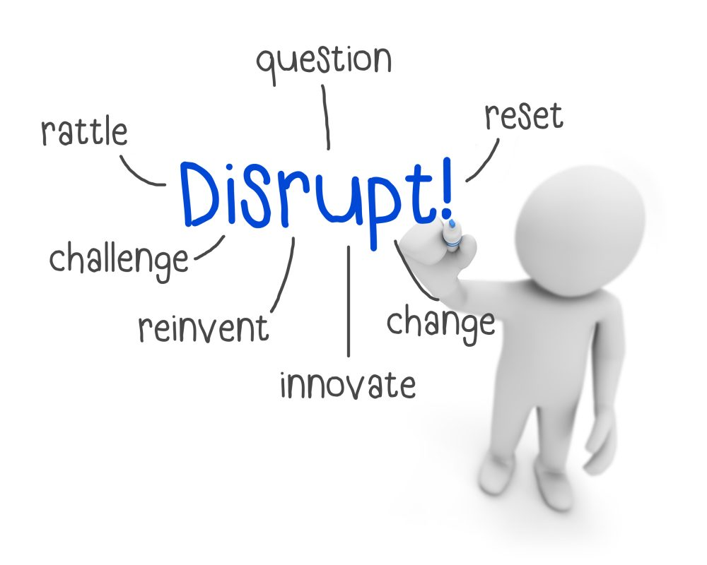 Disruptive PR: The New Face of Public Relations